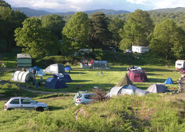 Black Beck Farm Holiday Caravans Camping Pitches